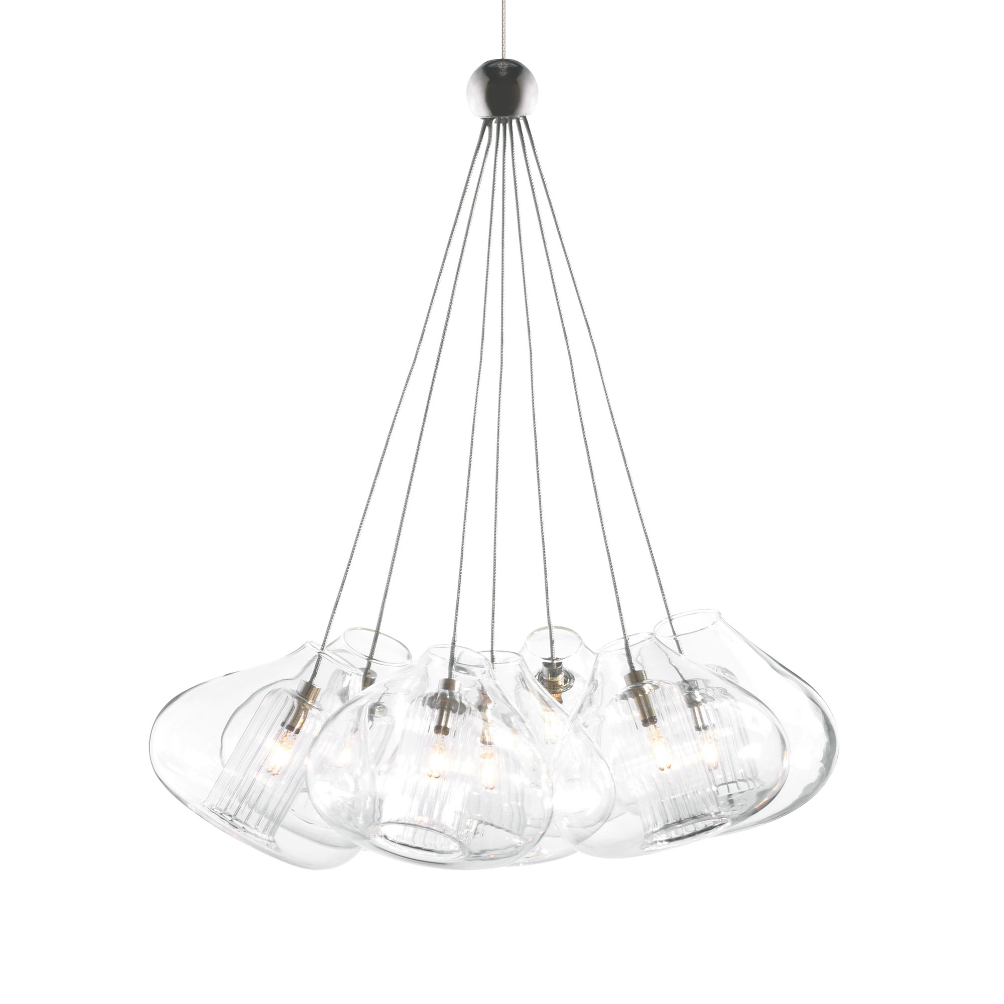Cheers 7 Monopoint Pendant By Tech Lighting | 700MPCHR7S