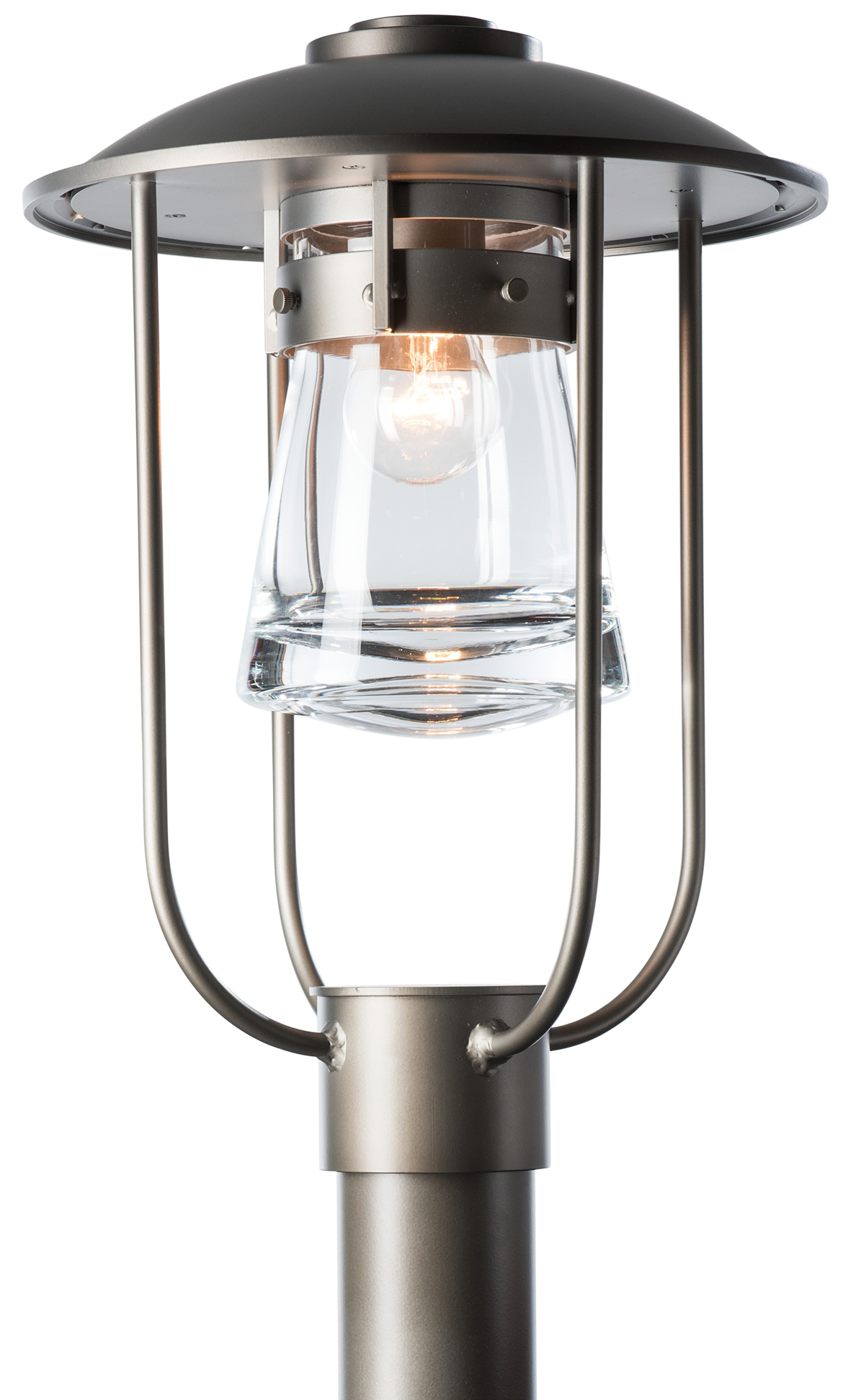 Erlenmeyer Outdoor Post Light By Hubbardton Forge 347295 1004