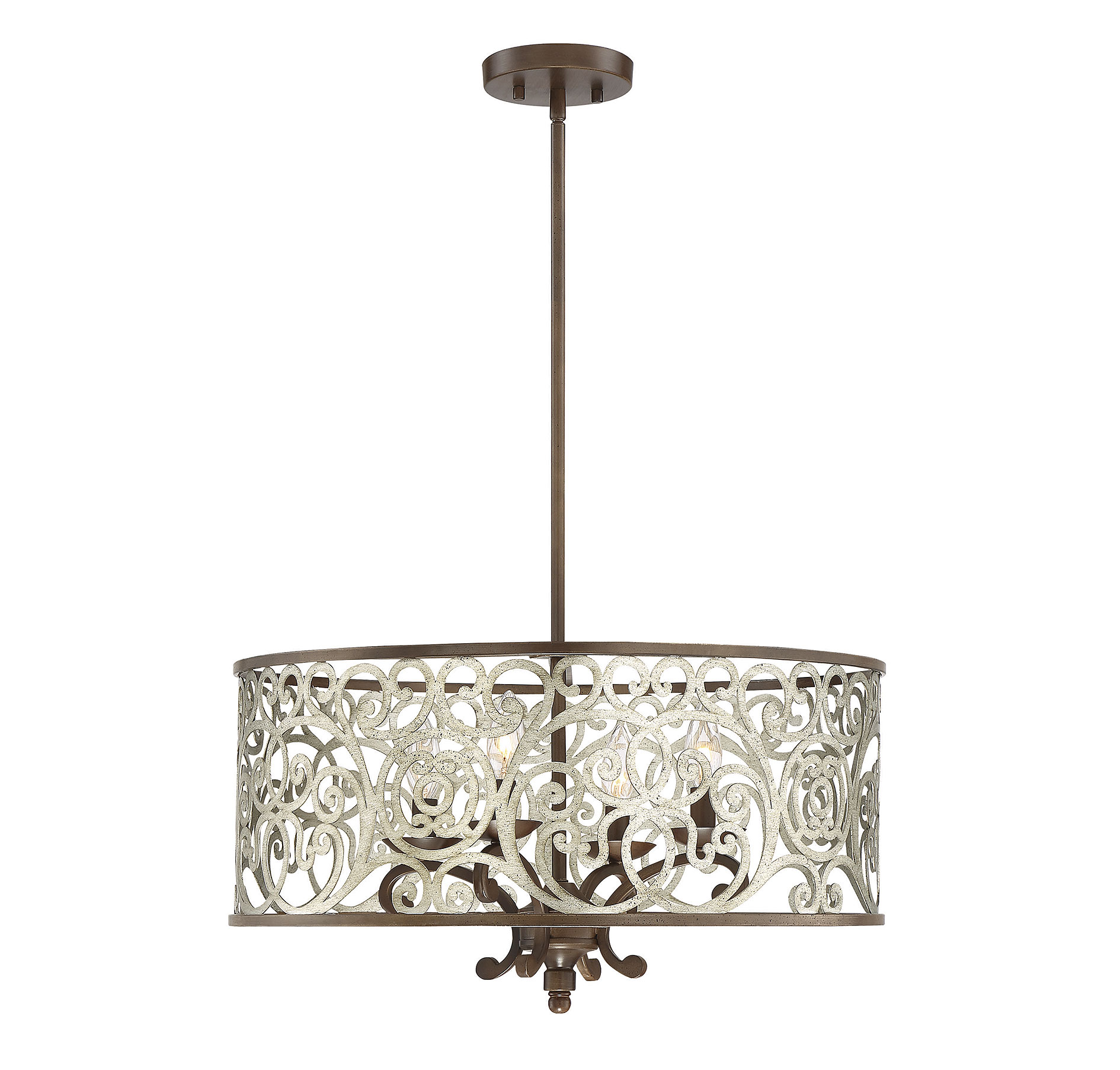 Erhardt pendant by savoy house