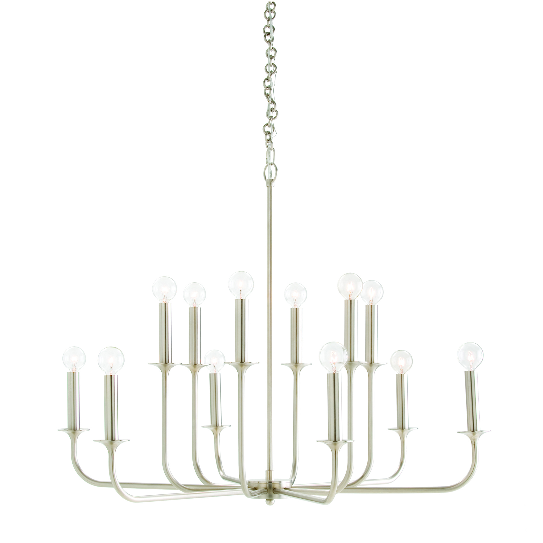 breck chandelier by arteriors home ah 89416