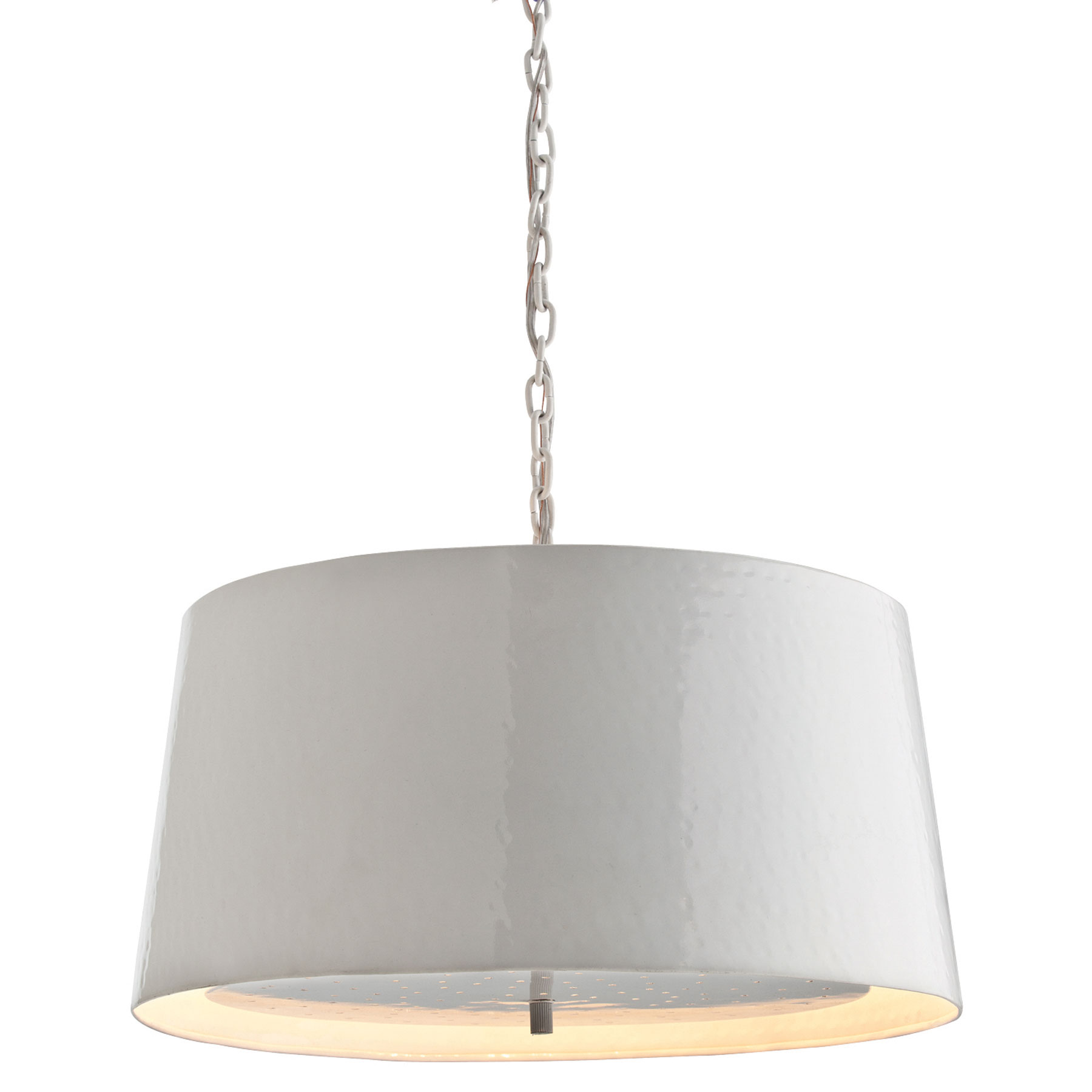 Ziggy drum pendant by arteriors home ah 46806 aloadofball Choice Image