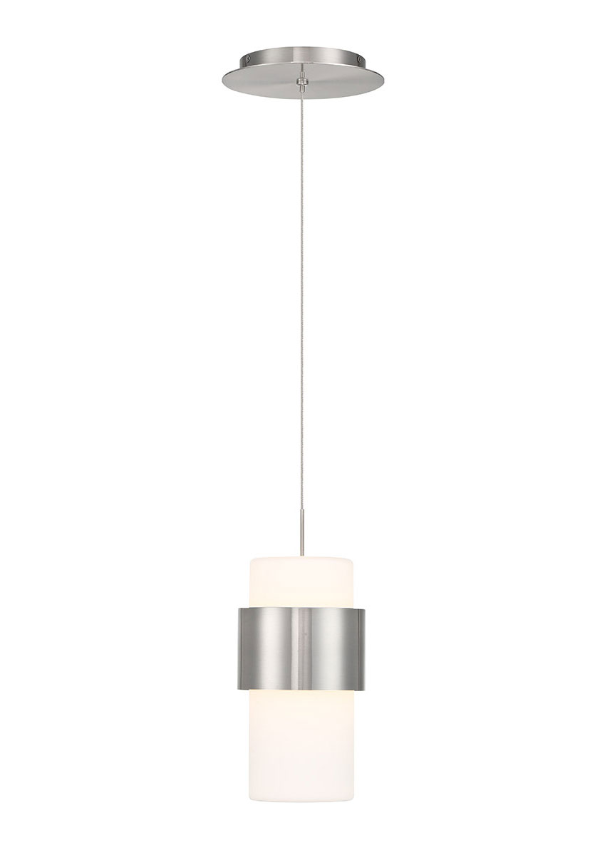 Banded Mini Pendant By Wac Lighting