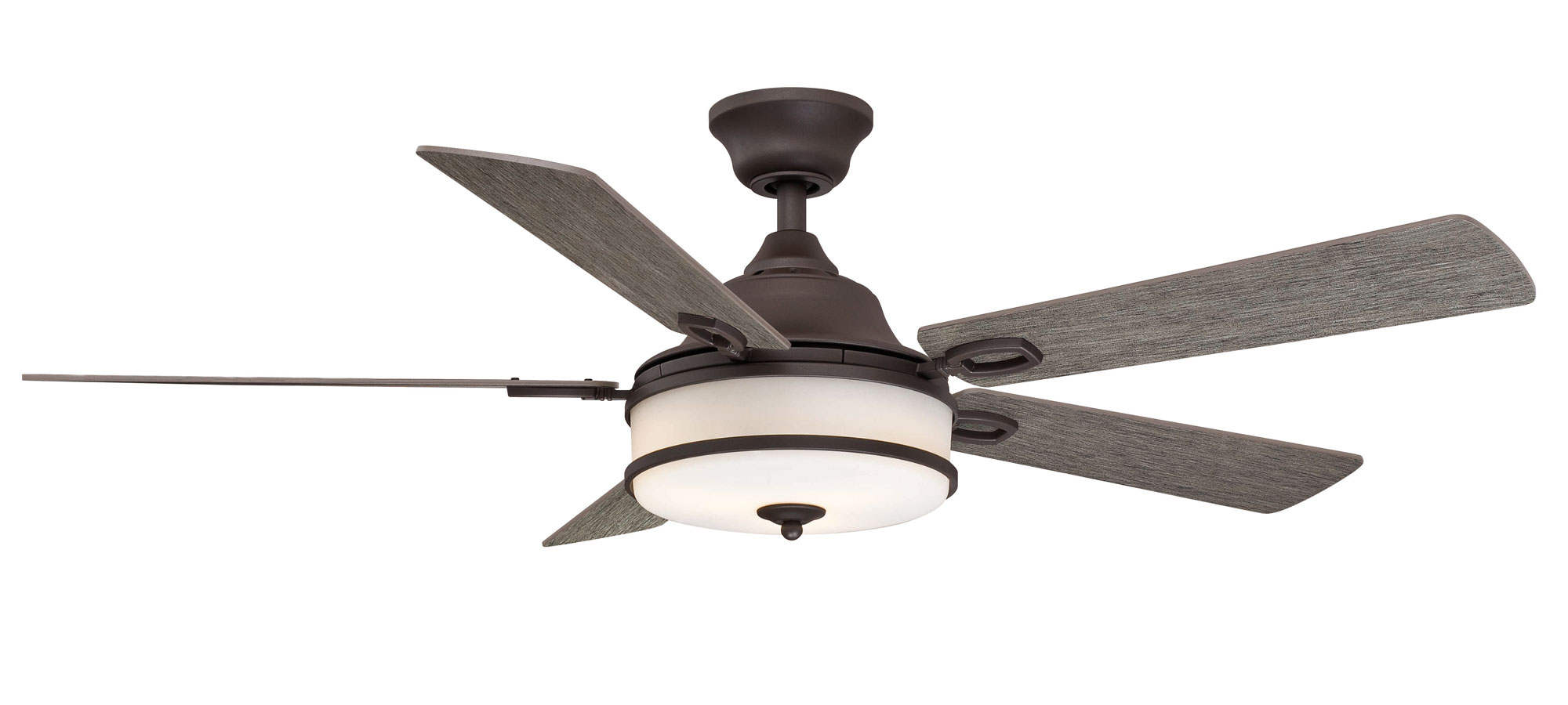 Stafford Ceiling Fan With Light By