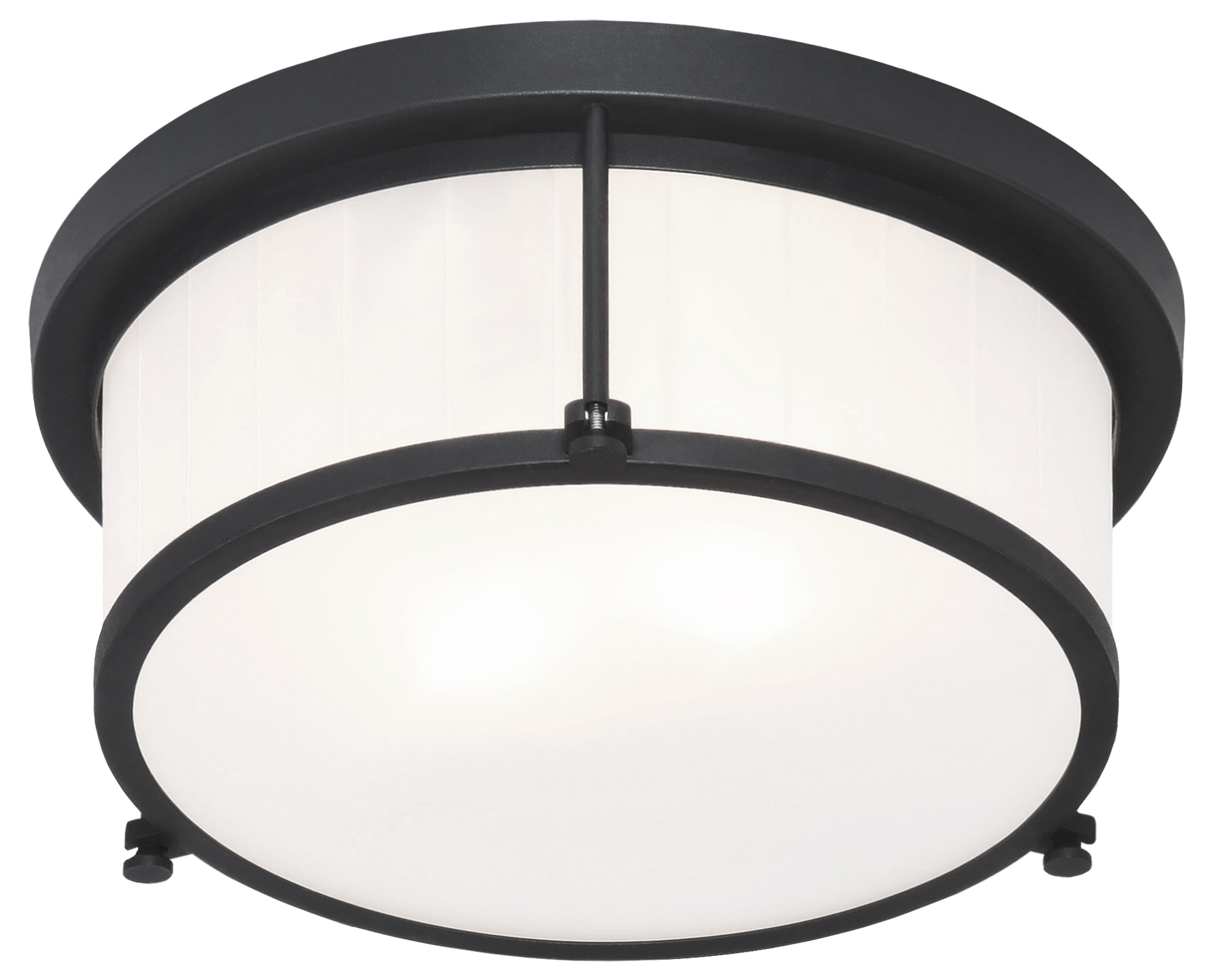 Caisse Claire Ceiling Light Fixture By Matteo Lighting M14902mb