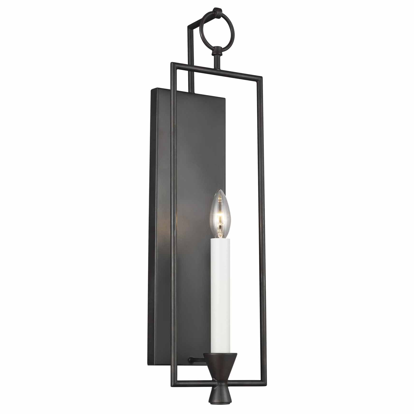 Keystone Wall Light By C M By Chapman Myers Cw1021ai