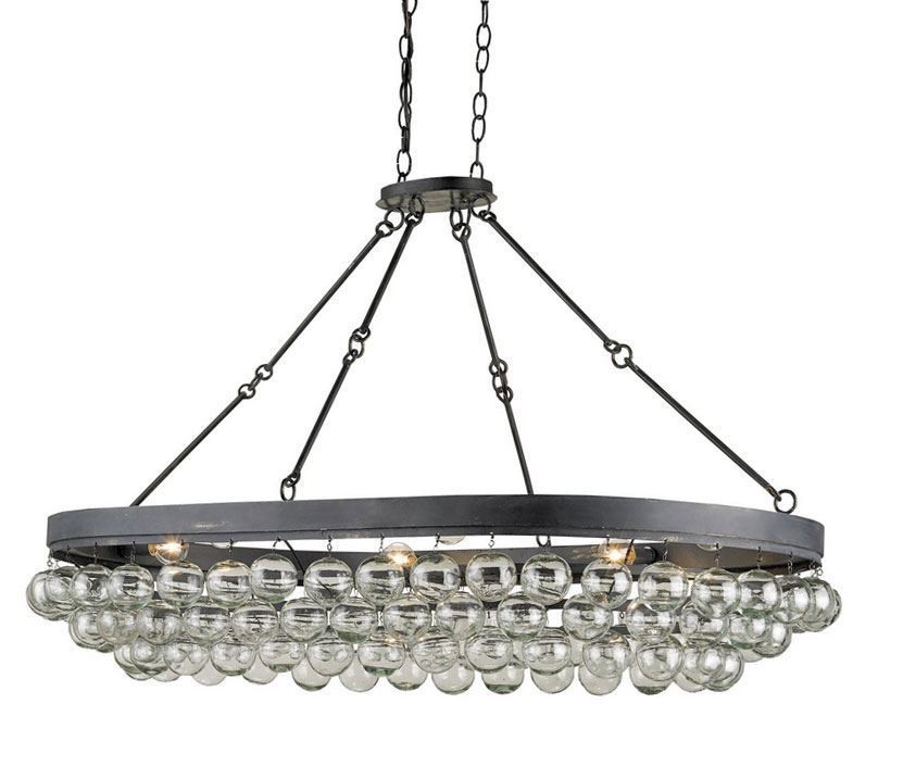 for prism pendant with oval crystal venini f sale punta l quatro lights id balls furniture chandeliers lighting chandelier