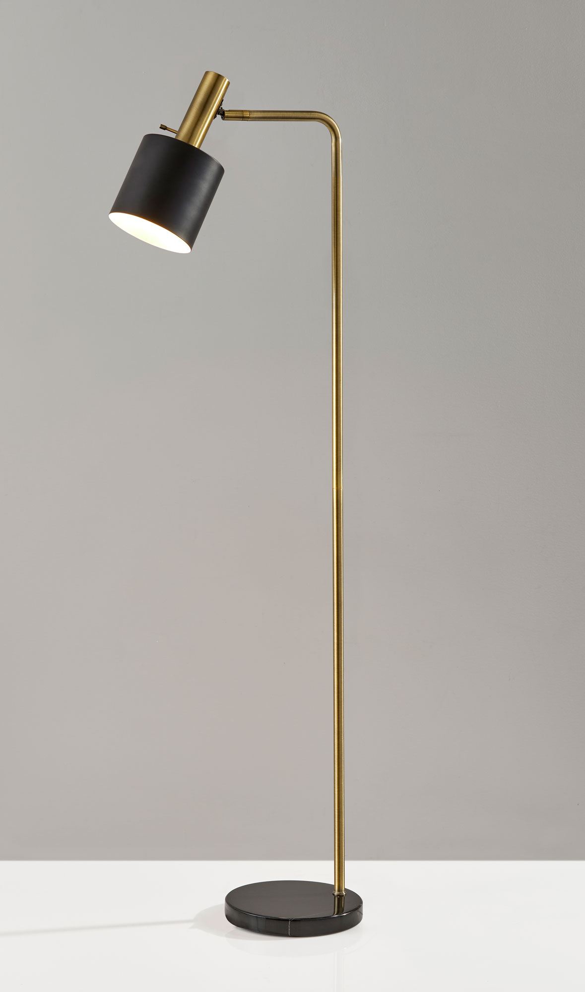 Emmett Floor Lamp By Adesso Corp 3159 01