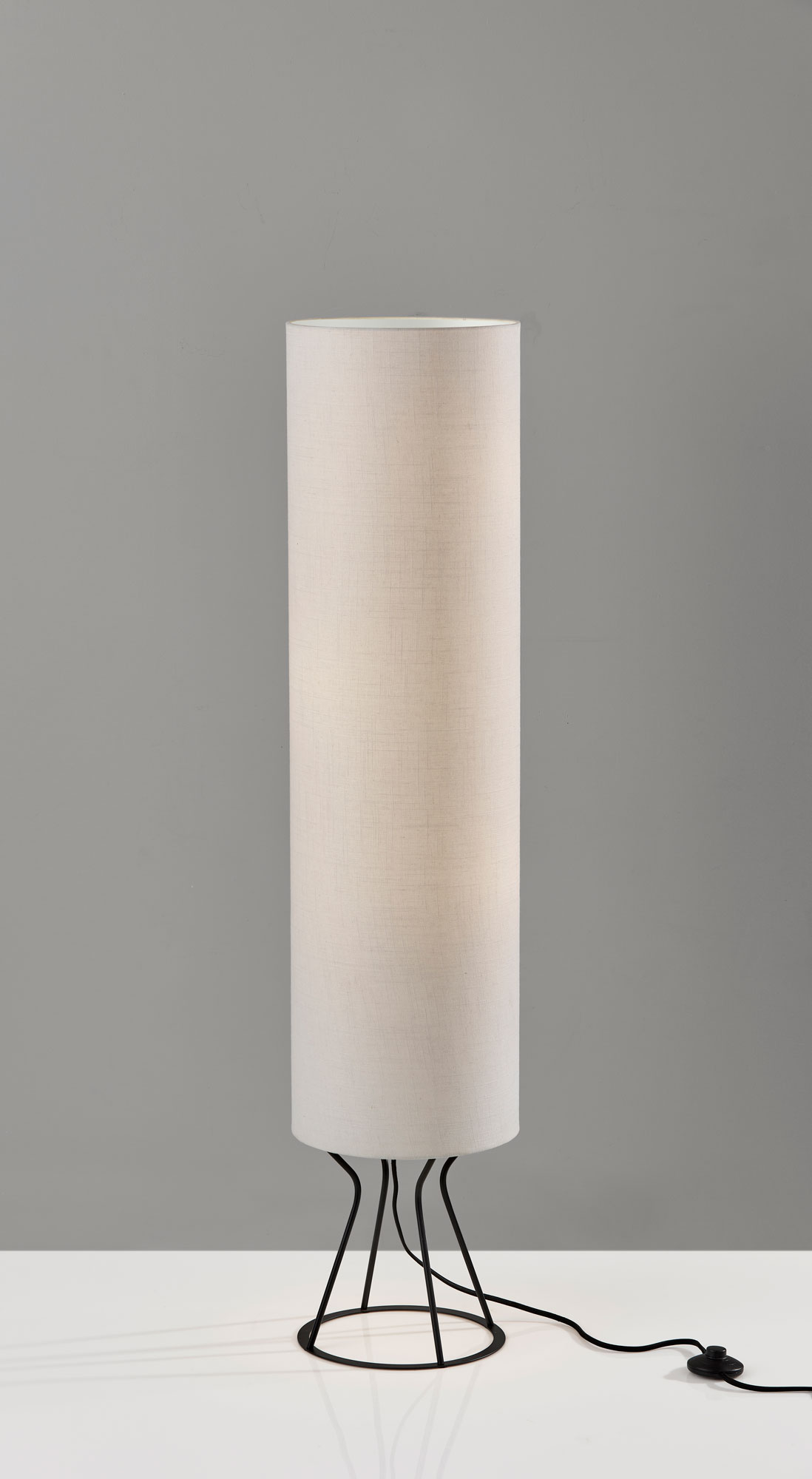 Image of: Melody Floor Lamp By Adesso Corp 3309 01