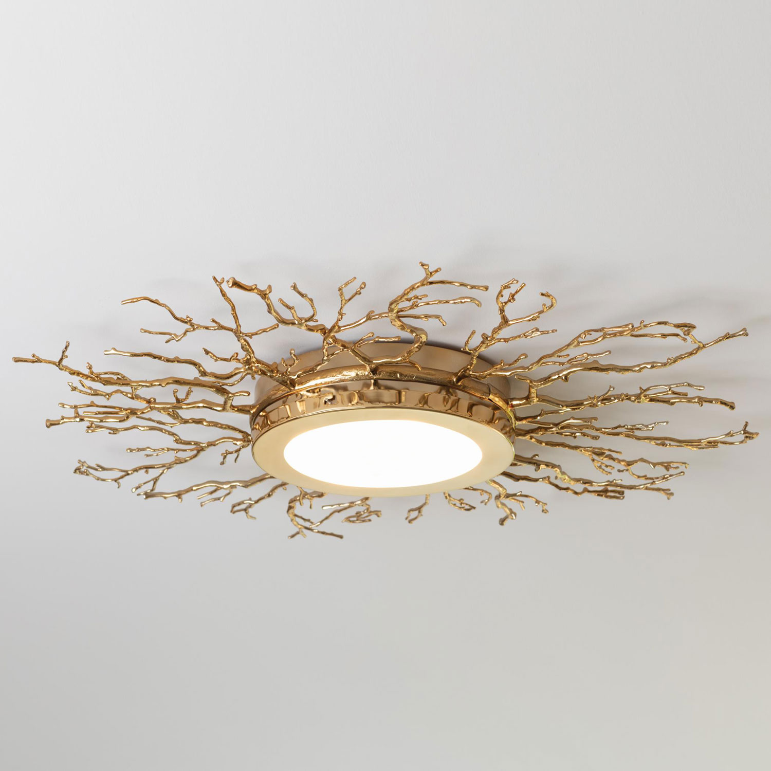 Twig Ceiling Light Fixture By Global Views 9 93221