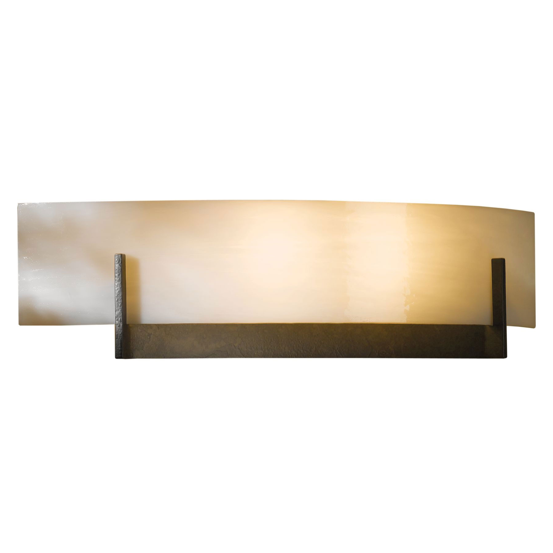 axis wall light by hubbardton forge