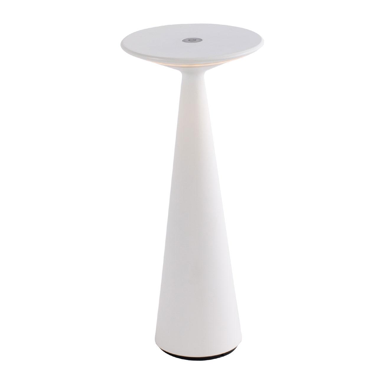 Enoki Wireless Table Lamp By Kuzco Lighting El63512 Wh