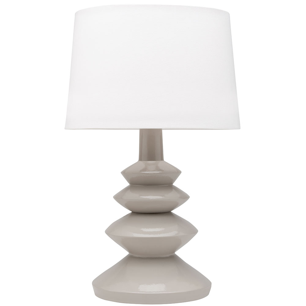 Erin Table Lamp By Mitzi Hl336201 Gry Gl