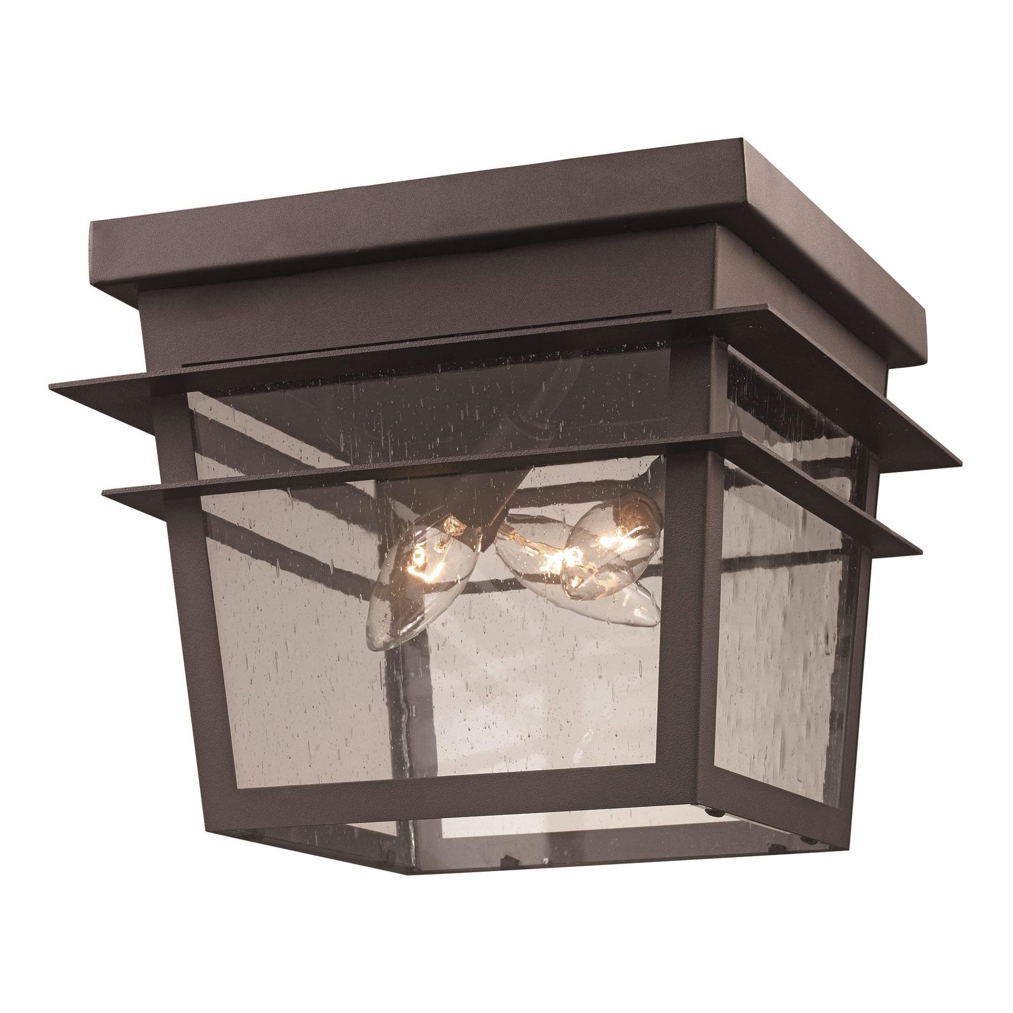 Craftsman Outdoor Ceiling Light Fixture