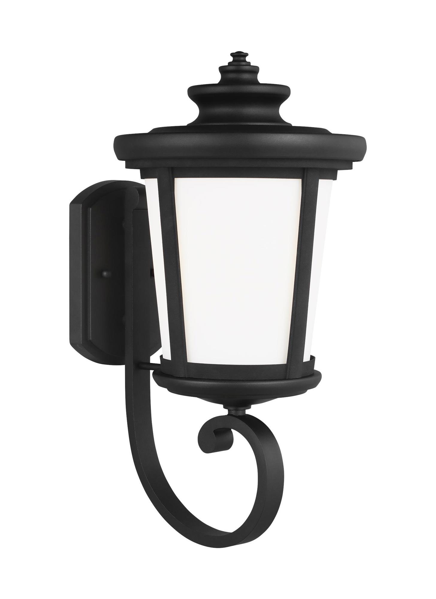 Eddington Uplight Outdoor Wall Sconce By Sea Gull Lighting 8819401 12