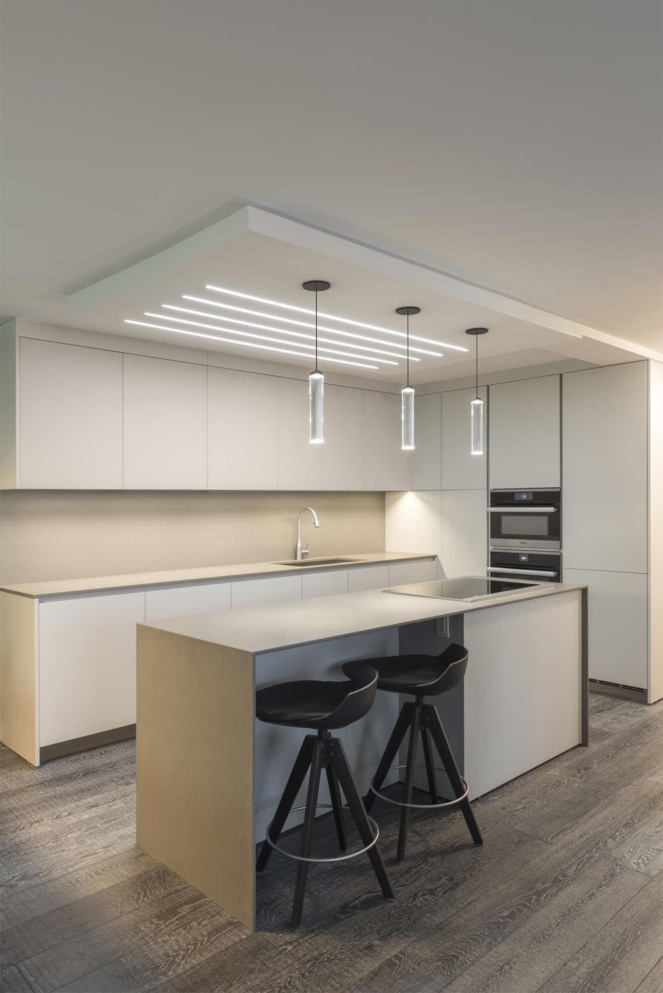 TruLine .5A 5W 24VDC Plaster-In LED System by PureEdge Lighting TruLine .5A 5W 24VDC Plaster-In LED System by PureEdge Lighting [a ... & Installation Gallery | Kitchen Lighting | Ceiling Lighting azcodes.com