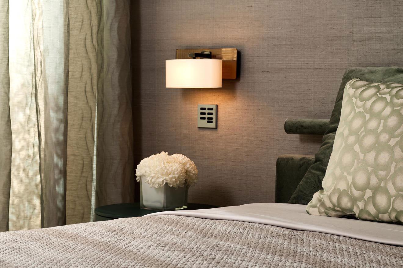Installation Gallery Bedroom Lighting