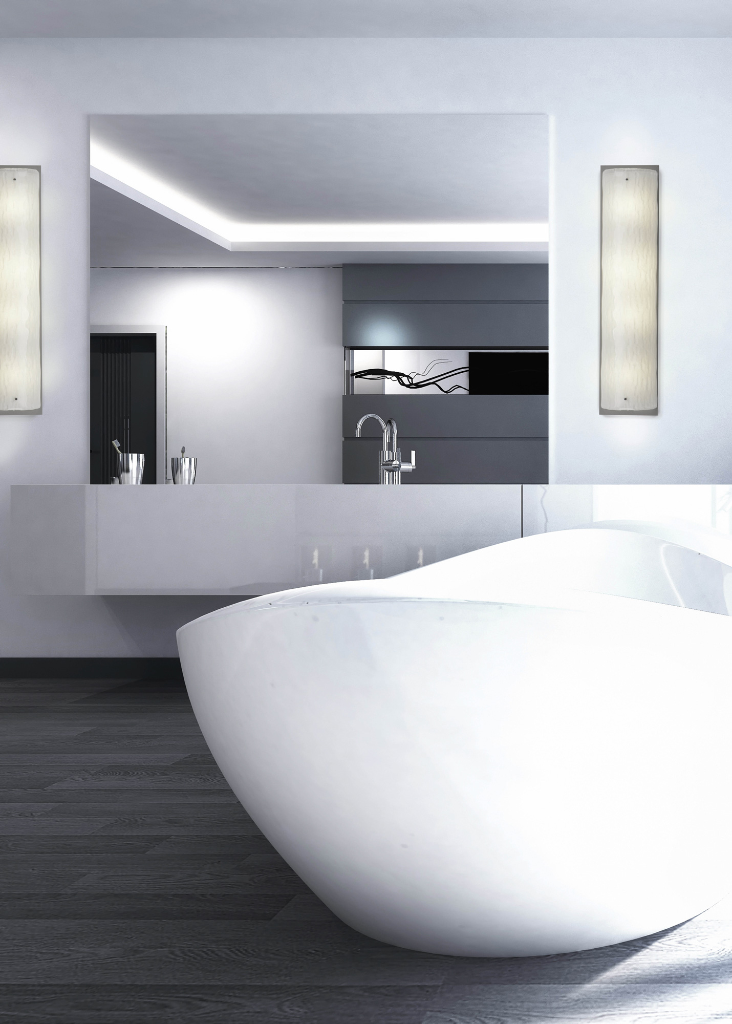 Installation Gallery | Bathroom Lighting | Wall Lighting