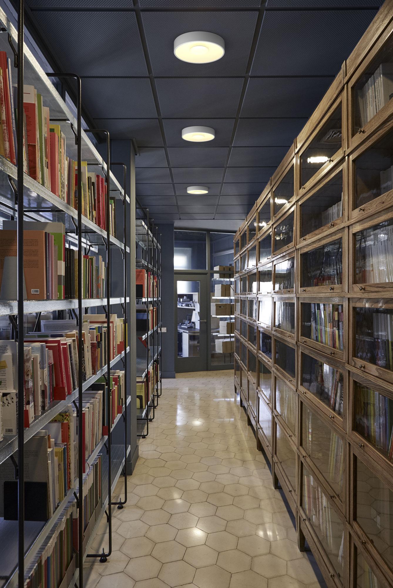 Installation Gallery Library Lighting