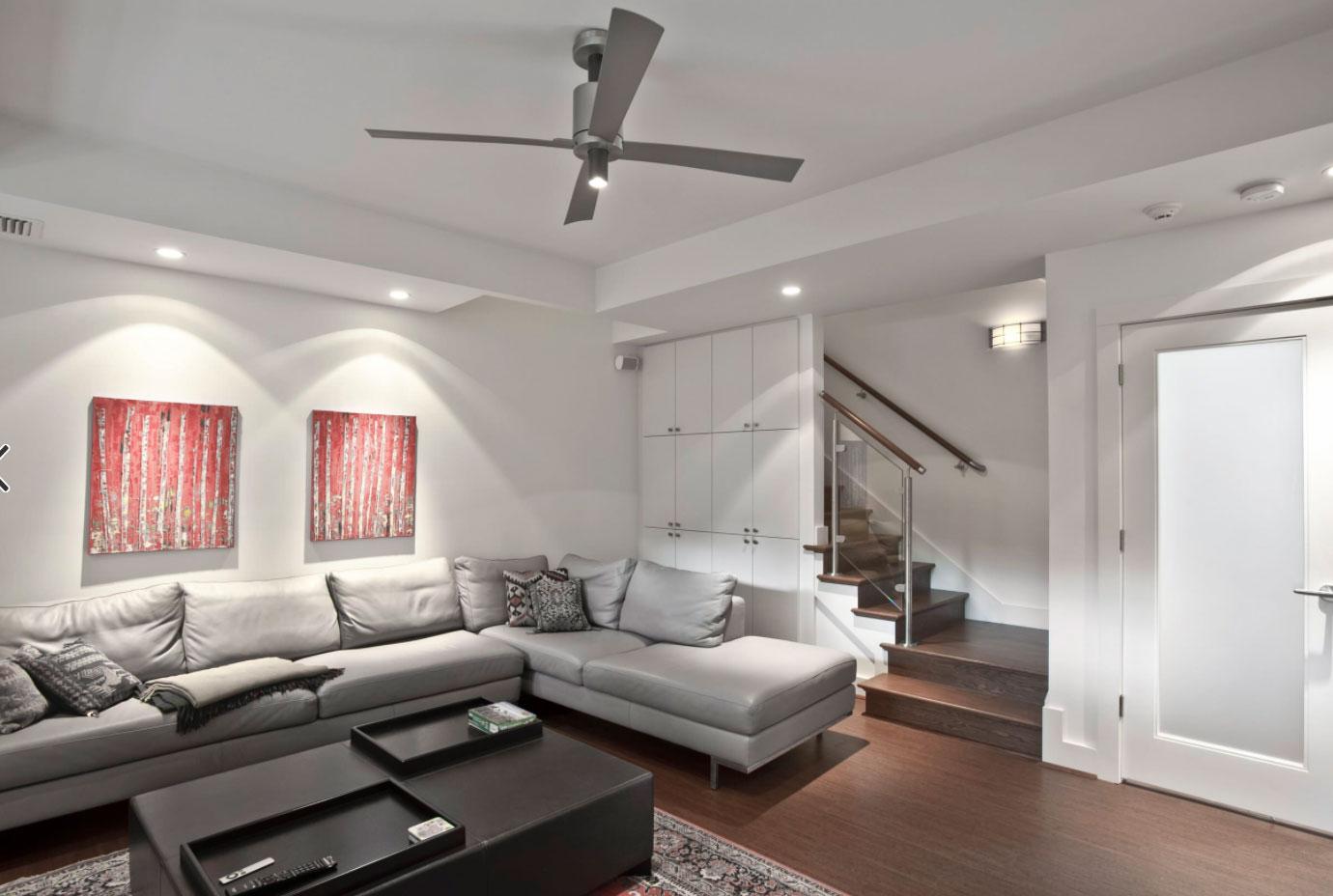 Pensi ceiling fan blog avie pensi ceiling fan with led light by modern co mozeypictures Gallery