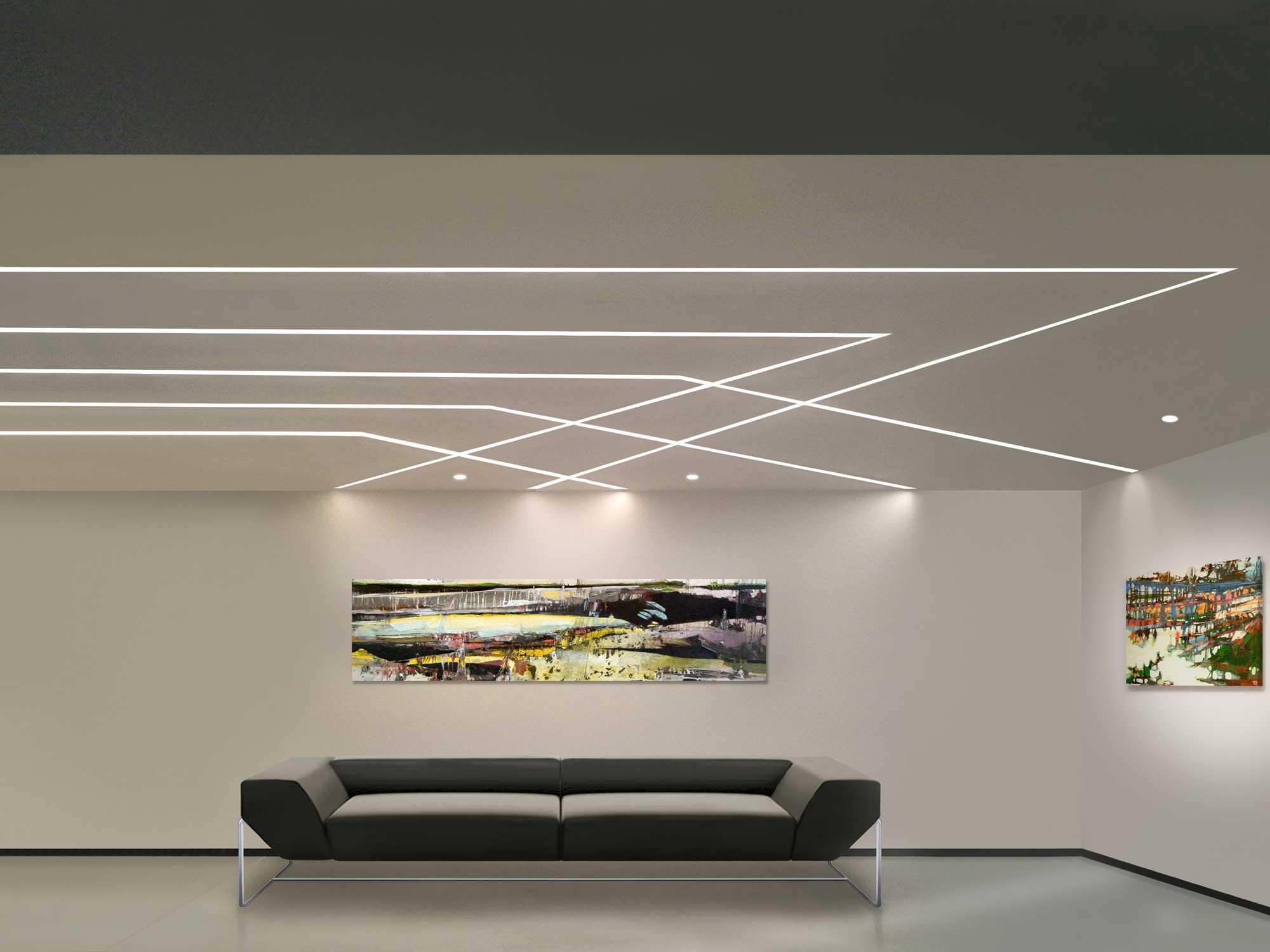 Installation Gallery Pure Lighting