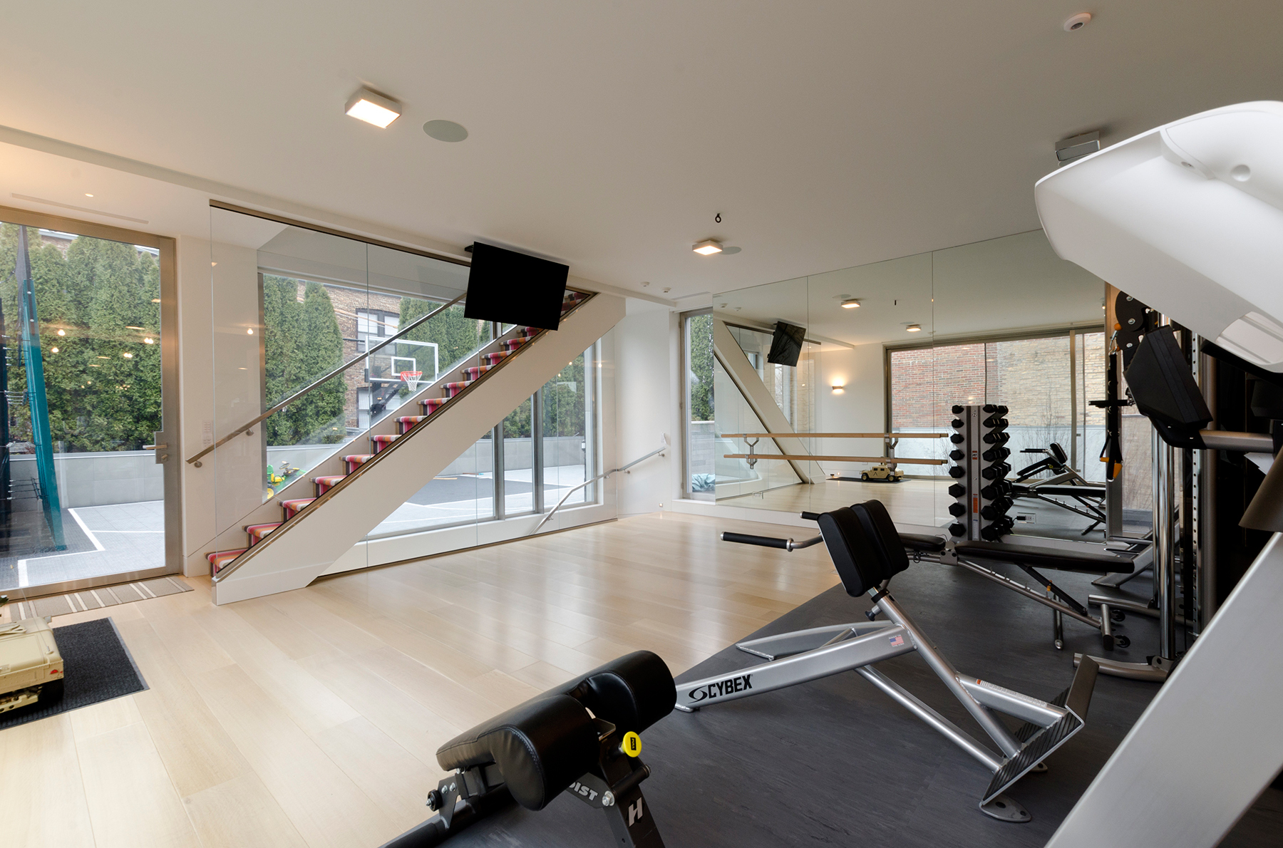 home gym lighting. apolo halogen ceiling light by lightology collection a home gym lighting e