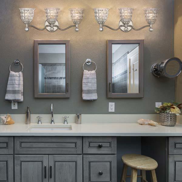 Installation Gallery Bathroom Lighting