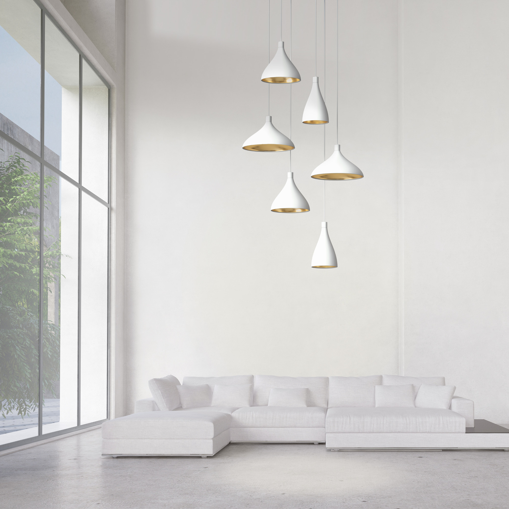 Swell Chandelier By Pablo