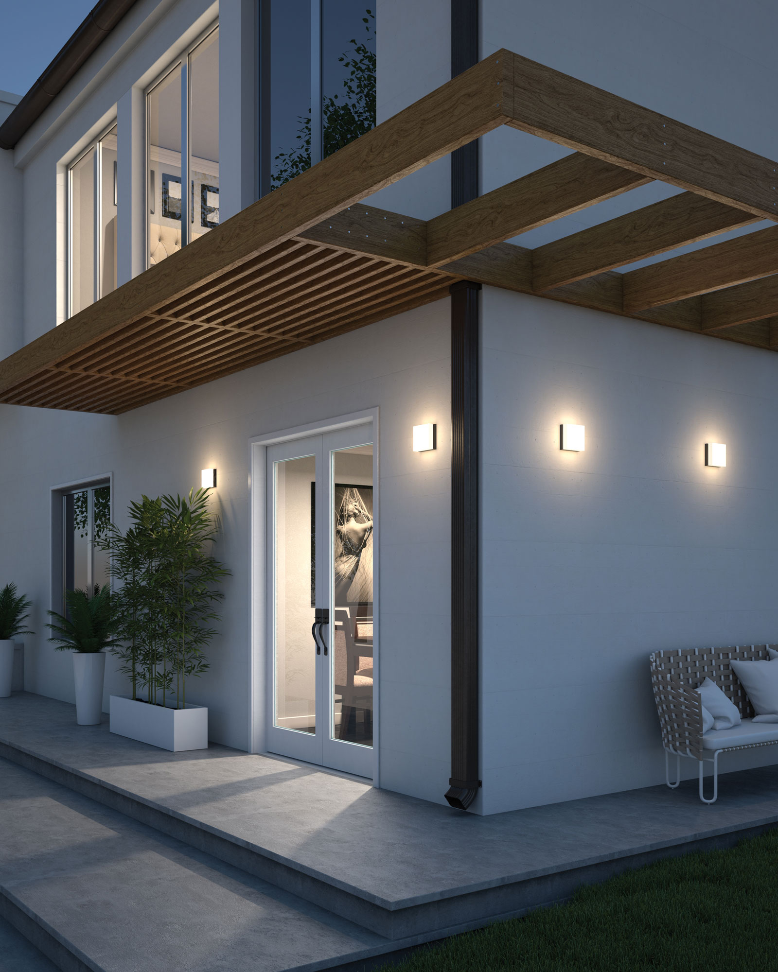 Installation Gallery Outdoor Lighting
