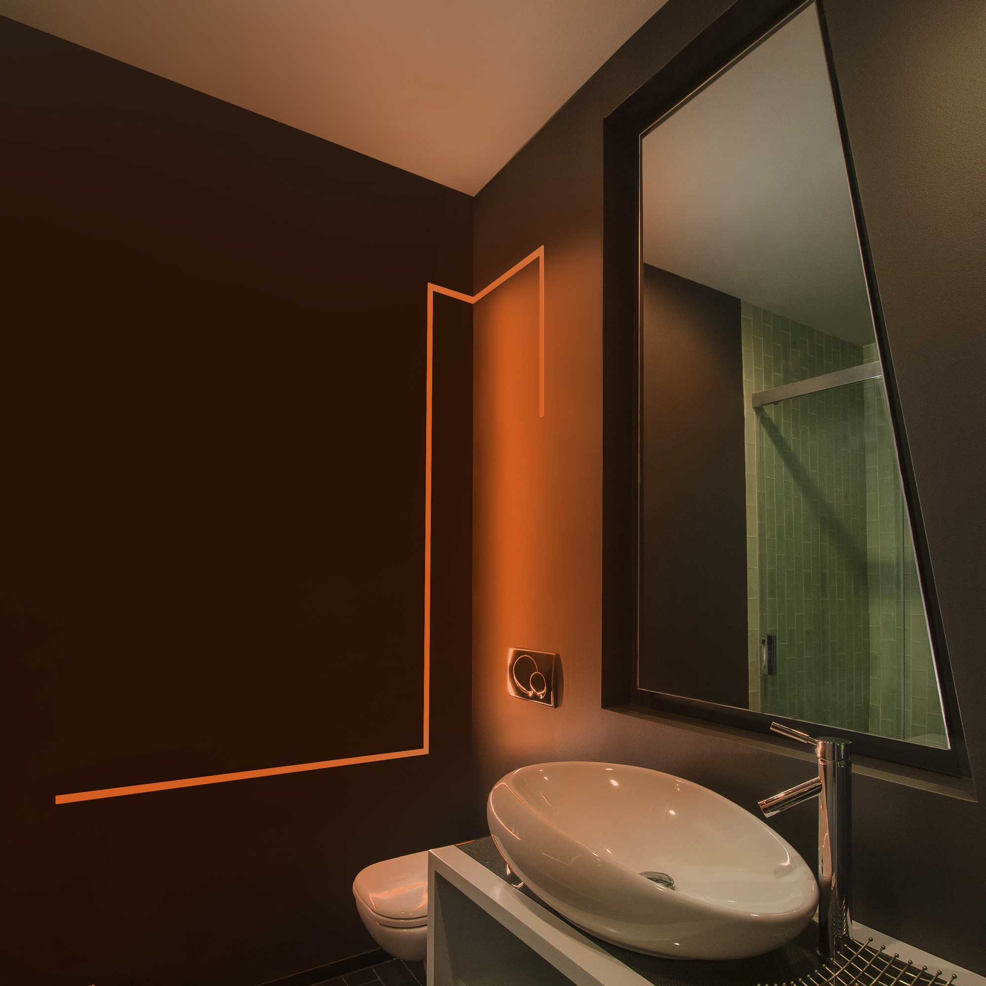 Installation Gallery | Bathroom Lighting | Recessed