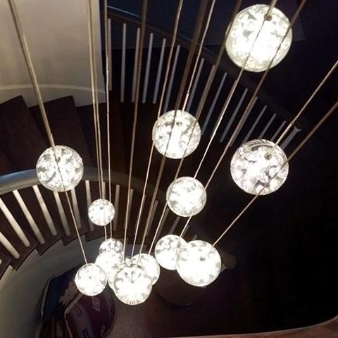 Bubble Ball by PureEdge Lighting