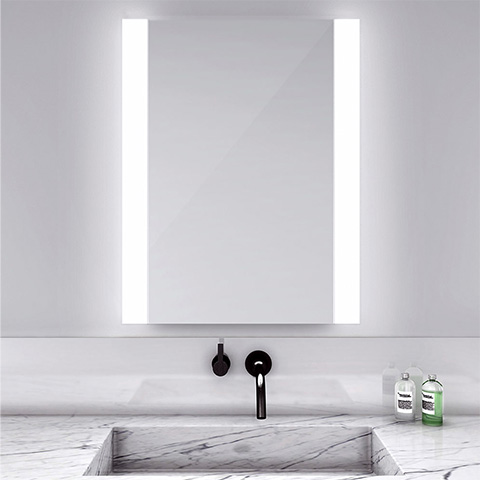 Novo Mirrors by Electric Mirror