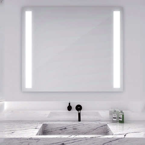Fusion Mirrors by Electric Mirror