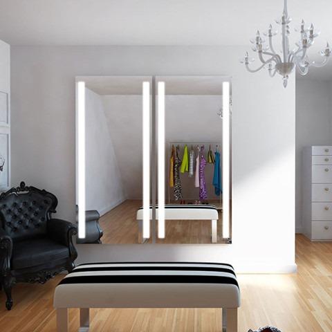 Wardrobe Mirrors by Electric Mirror