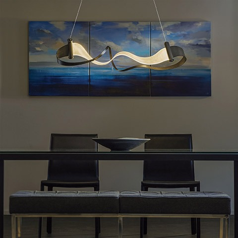 Zephyr by Hubbardton Forge