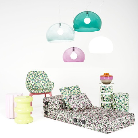 Fly Kartell. Affordable Kartell Pendant Lamp Small Fly Fly Metal ...