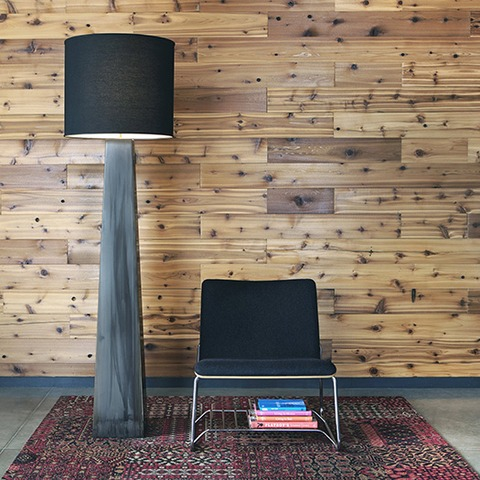 Melissa Floor Lamp by John Beck Steel