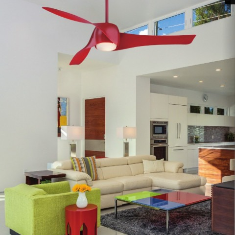 Minka aire free table top fan with any 350 purchase use code artemis ceiling fan aloadofball Image collections