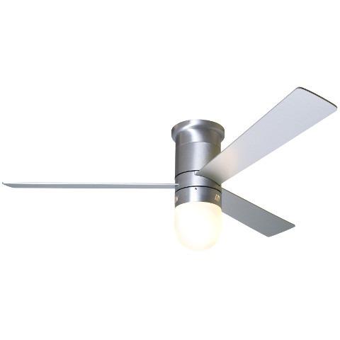 Cirrus Flush Ceiling Fans by Modern Fan Co.