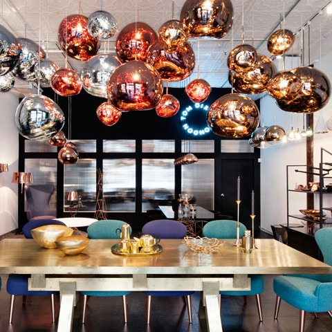 Tom Dixon Free Poldina Lamp With 400 Purchase From