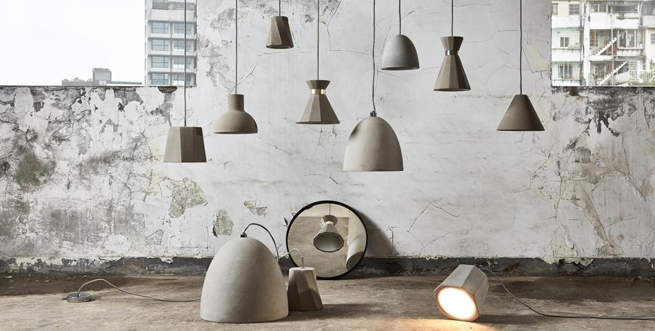 Concrete Lights & Design