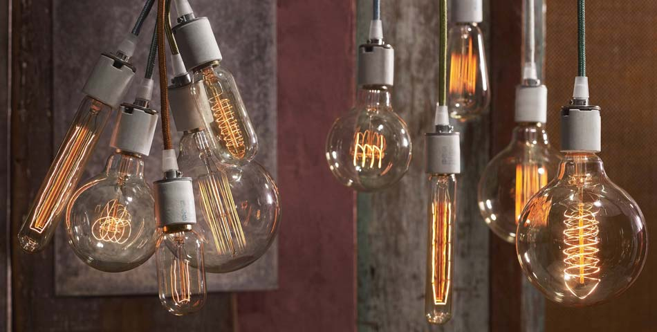 Incandescent Edison Bulbs