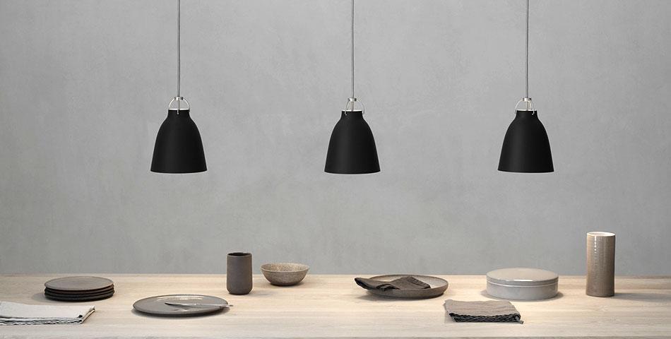 Matte Black Lighting Trends