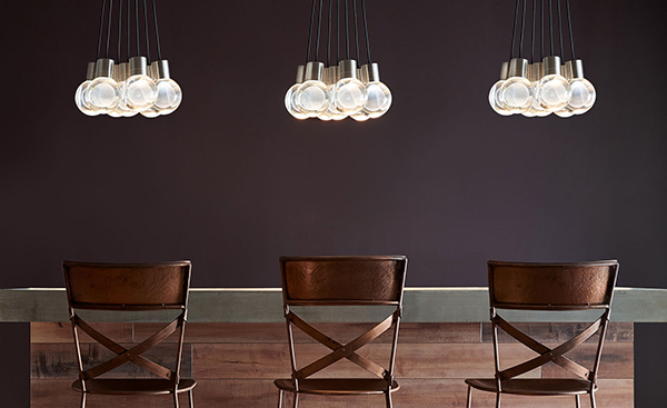 Ashley rutter ala lighting specialist chicago showroom at lightology