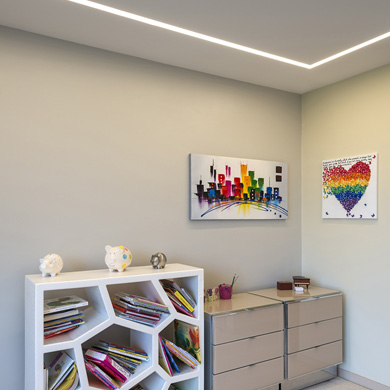 Lightology Children's Room