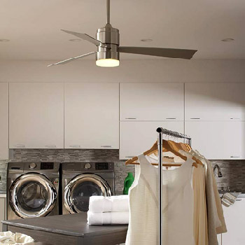 Lightology Laundry Room