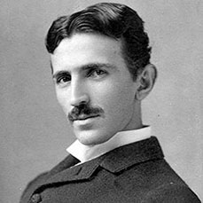 Nikola Tesla - Man of Mystery